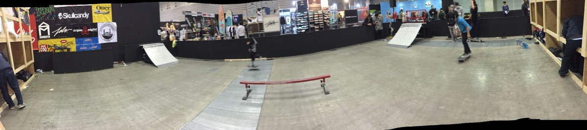 interstyle flat skate park