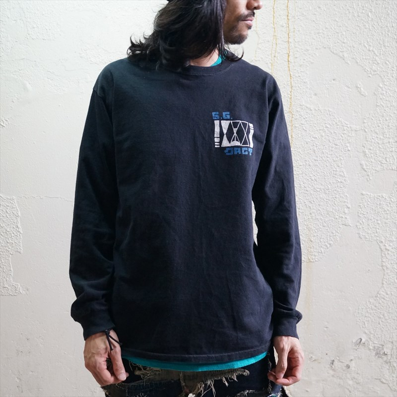 S.G.LONG SLEEVE TEE (S.G.ロンT) - ACT -