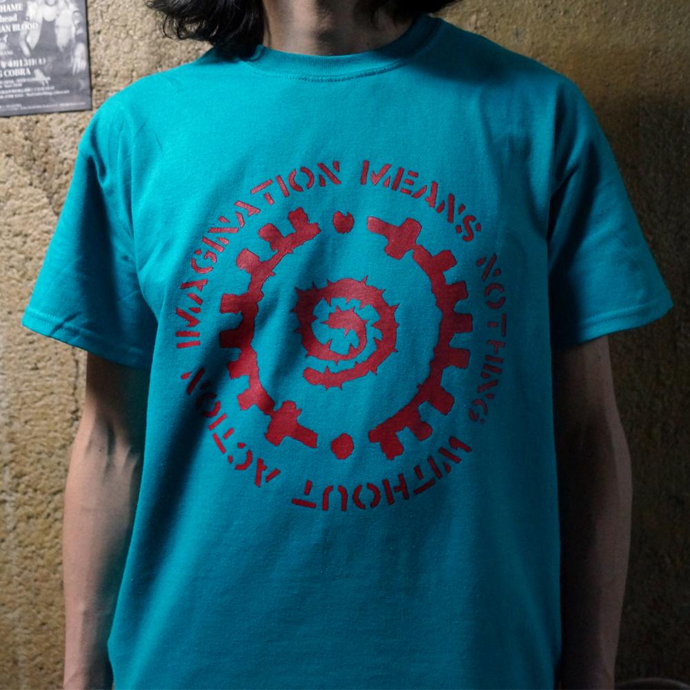 GLYPH TEE(グリフ Tシャツ) - ACT -