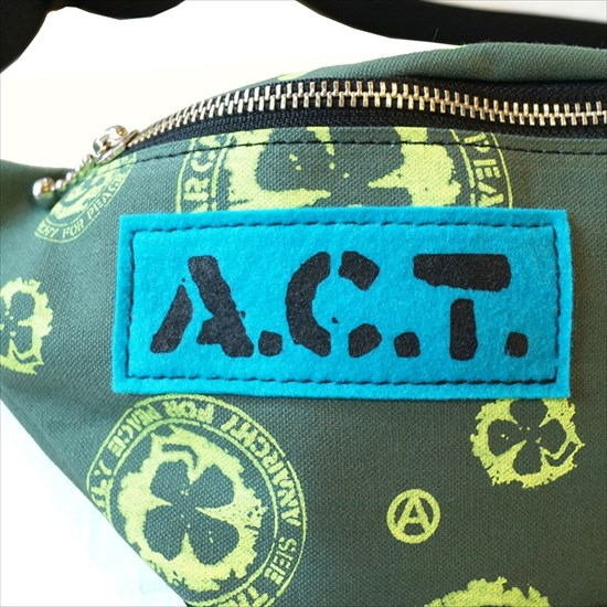 AFP x ACT -D.R.M.2ウエスト2WAYバッグ- SPEC