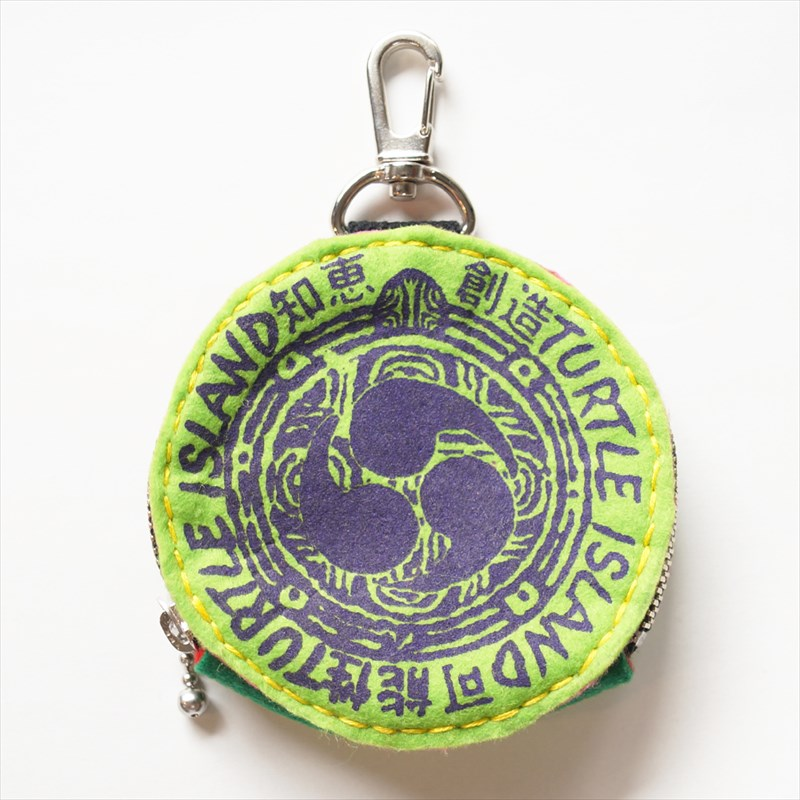 DIYサークルポーチ -AFP x TURTLE ISLAND-