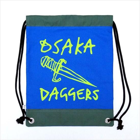 OSAKA DAGGERS 2WAY ナップサック - OSAKA DAGGERS - SPEC