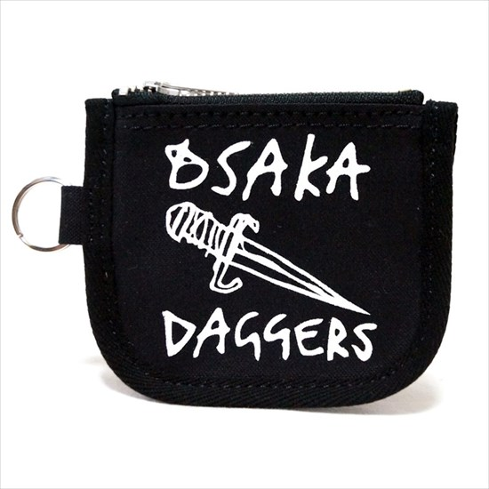 OSAKA DAGGERS コイン & パス ケース - OSAKA DAGGERS - SPEC