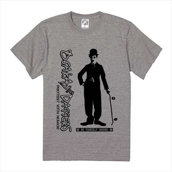 BE YOURSELF Tシャツ - OSAKA DAGGERS -
