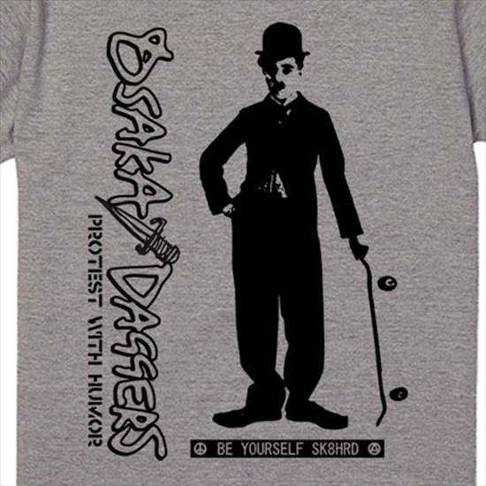 BE YOURSELF Tシャツ - OSAKA DAGGERS -
