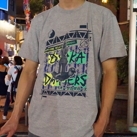 FUTURE SKATEBOARDING 2 Tシャツ - OSAKA DAGGERS -