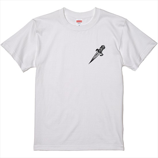 ONE POINT LOGO Tシャツ - OSAKA DAGGERS -