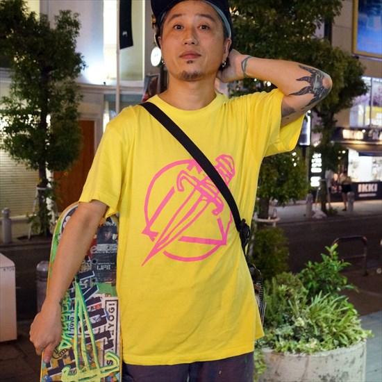 TRIANGLE PARK LOGO 2 Tシャツ - OSAKA DAGGERS -