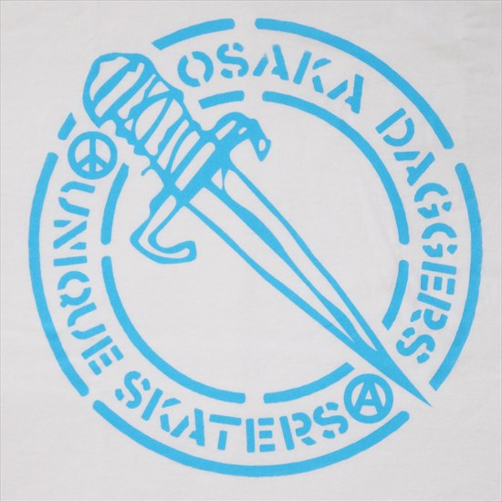 UNIQUE SKATERS Tシャツ [OSAKA DAGGERS]