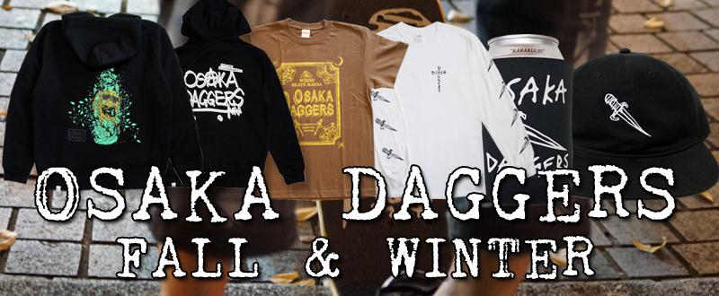 OSAKA DAGGERS FALL&WINTERのITEM一覧へ