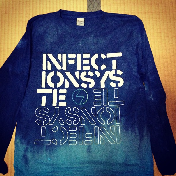 infection shirts