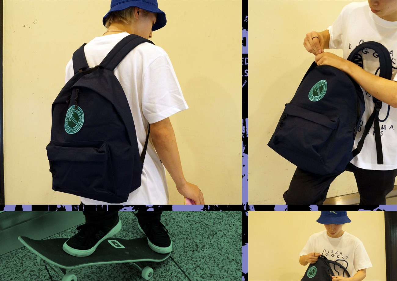 OSAKA DAGGERS 2020 SUMMERのLOOKBOOK