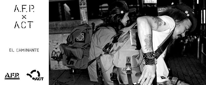 ACT x AFP コラボレーション記念 特設サイト