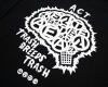 TRASH BREEDS TRASH X ACT VOL.3 -BRAIN LONG TEE-