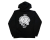 TRASH BREEDS TRASH X ACT VOL.3 -BRAIN ZIP HOOD-