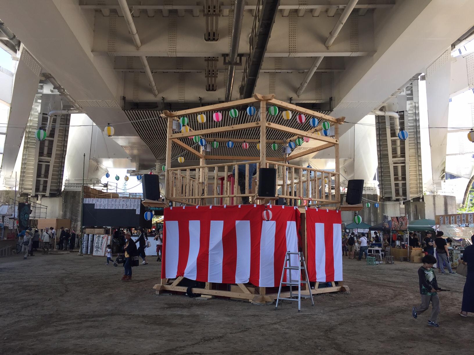 [レポート]橋の下世界音楽祭 SOUL BEAT ZERO 2017