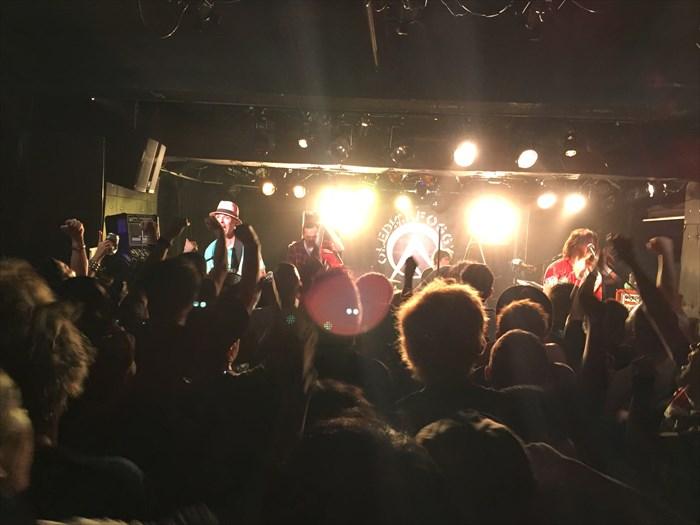 OLEDICKFOGGY 8/27 ワンマンライブ @ SUNHALL