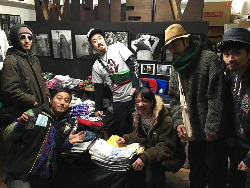 TRASH BREEDS TRASH BAZAAR at WHEV レポート