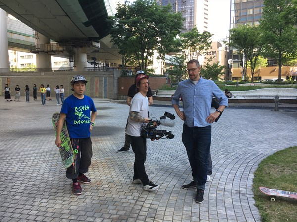 OSAKA DAGGERS CANADA TV 取材 2019/05