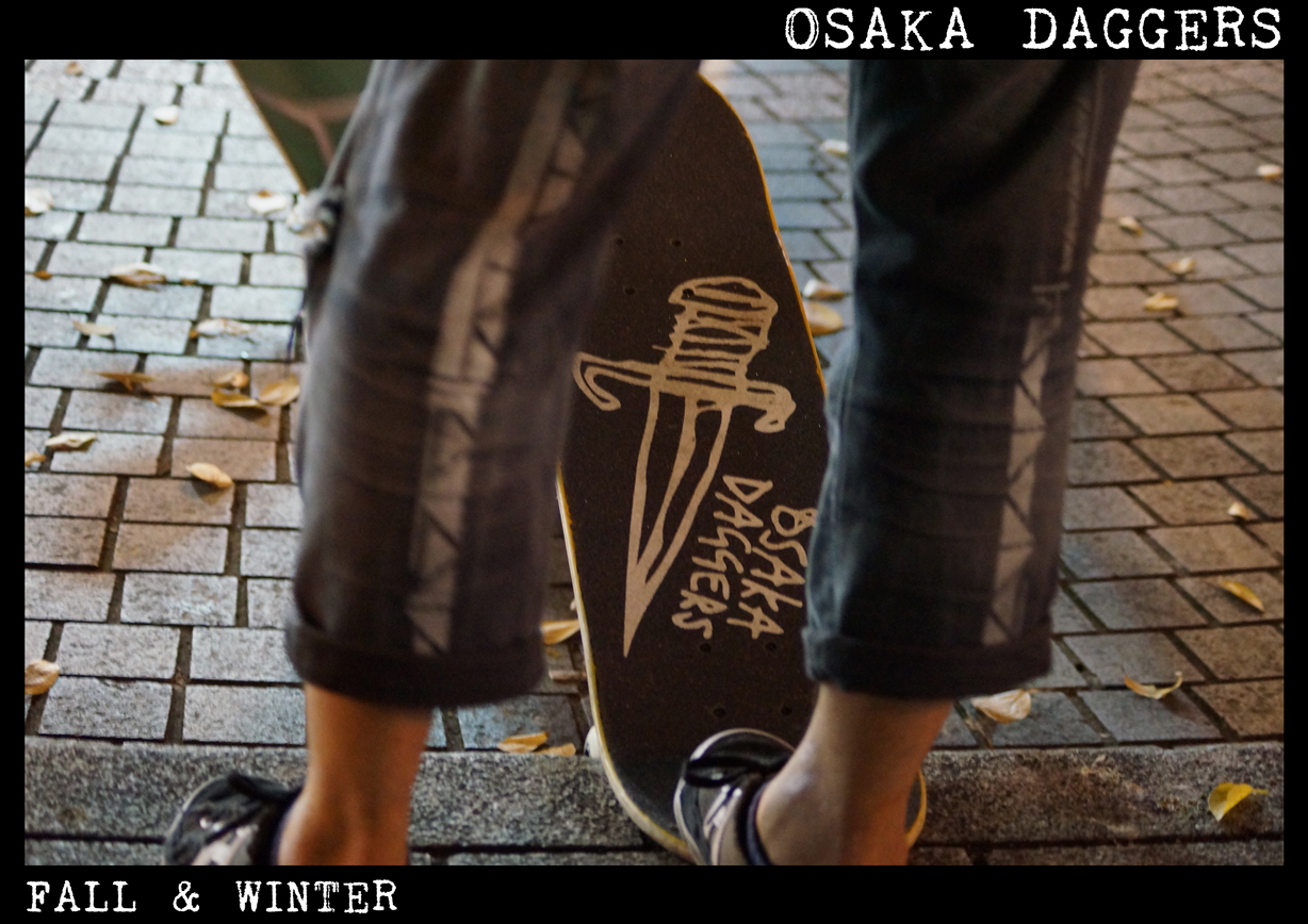 OSAKA DAGGERS 2017-2018 FALL & WINTER