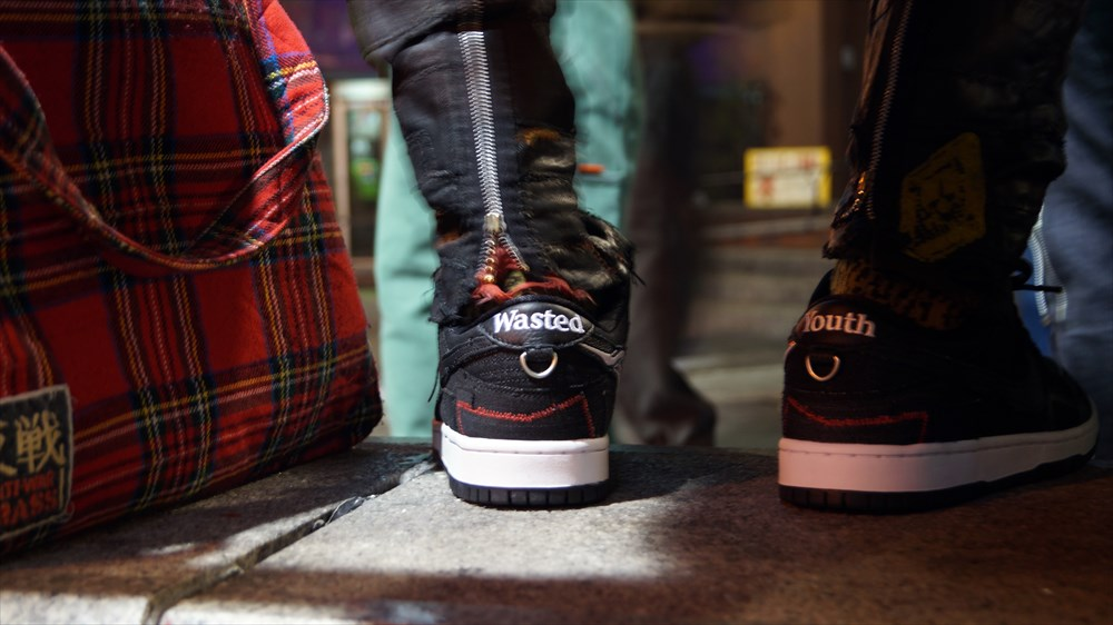 WASTED YOUTH x NIKE SB - WHEVレポート