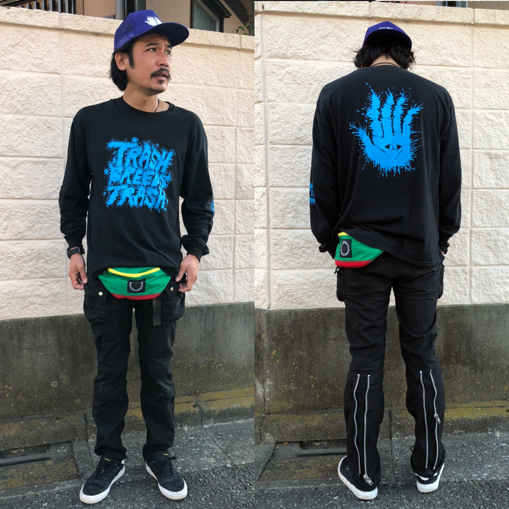 OLEDICKFOGGY 伊藤氏 - ACT ZIP TROUSERS